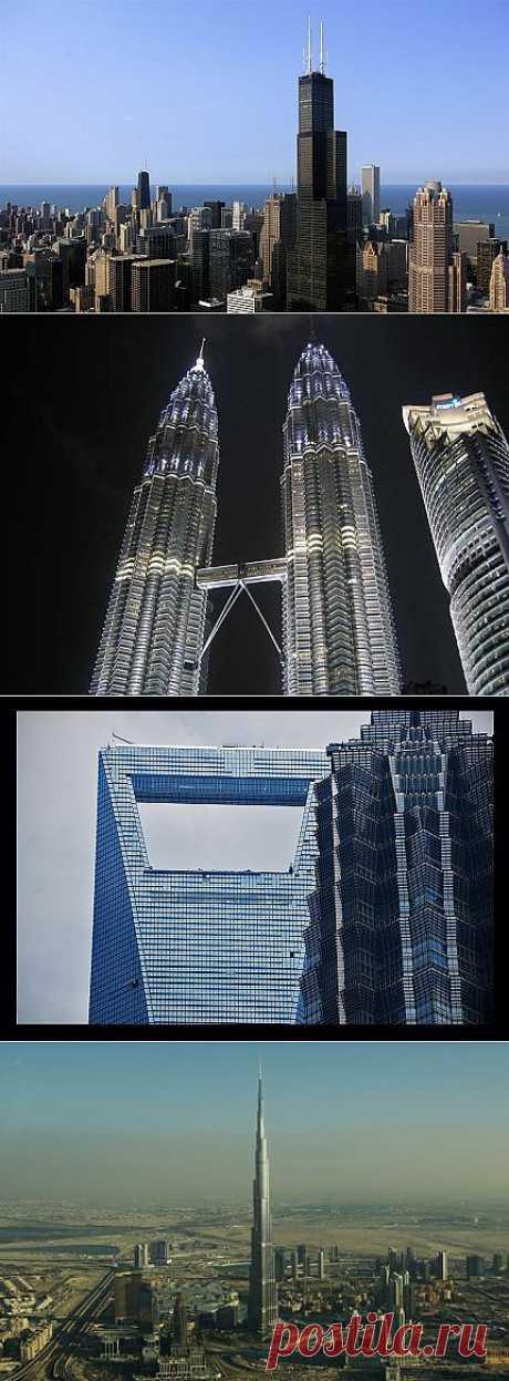 Самое высокое здание в мире ФОТО, какое здание самое высокое на земле?