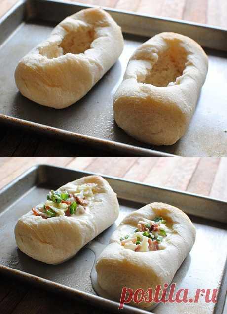 InVkus: Прокачанные булочки к завтраку