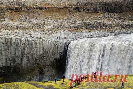 Страна самых крутых водопадов - Исландия   ПИЛИГРИМ   Яндекс Дзен
