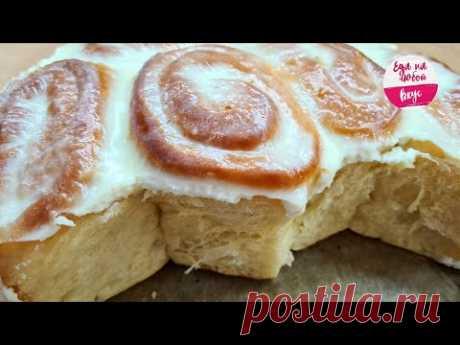 Мало кто знает ЭТОТ рецепт! Всего ОДИН ингредиент, обычные булочки как настоящий десерт.БЕСПОДОБНЫЕ!