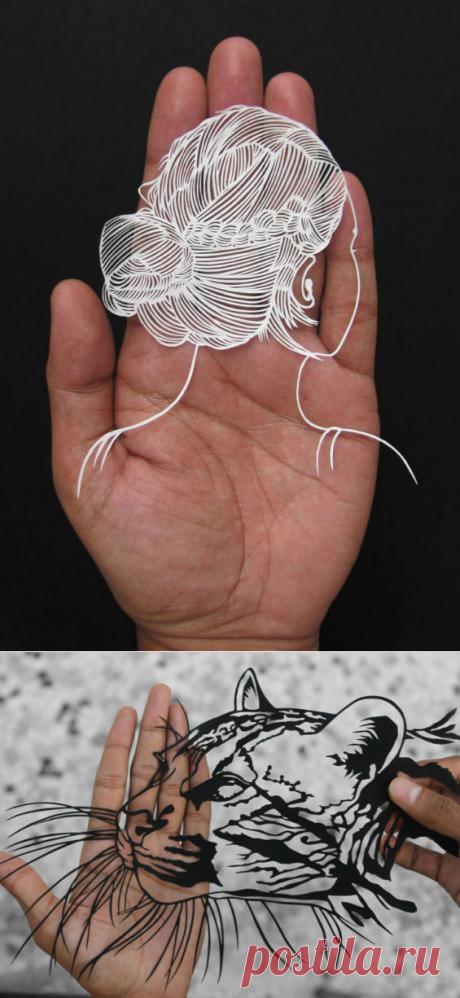 Воздушные чудеса из бумаги