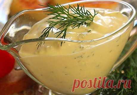 Заправка для салатов вкуснее майонеза. Готовится за три минуты | Кулинарный техникум | Яндекс Дзен