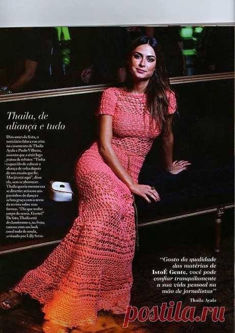 Модели от Alzira Vieira.