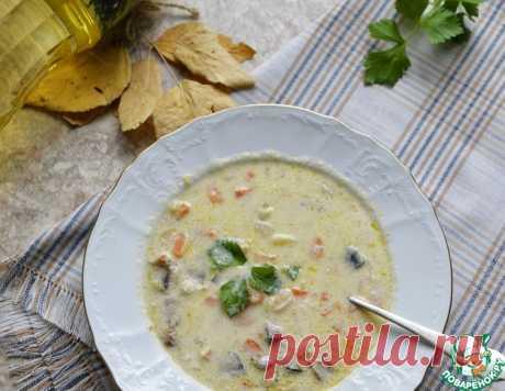 Шотландский суп с копчёной рыбой – кулинарный рецепт