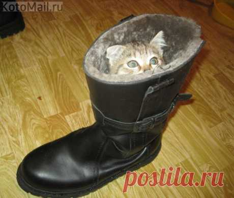 Youth in boots