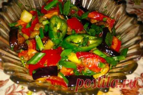 Салат из баклажанов с соевым соусом рецепт – европейская кухня, веганская еда: салаты. «Еда»