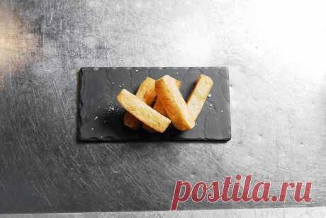 Как делать картофель фри – «Еда»