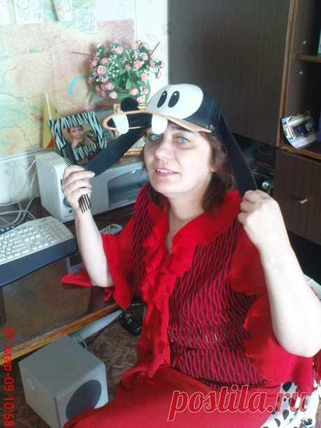 Ольга Зарипова