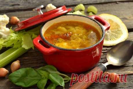 Диетический суп. Лучшие диетические супы