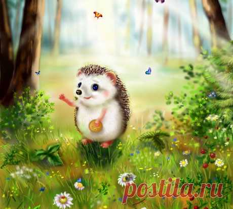 ༺🌸༻Радость — это витамин, необходимый человеческому организму, так же как солнце и воздух.