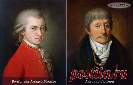 Как умер Моцарт? Версии смерти композитора