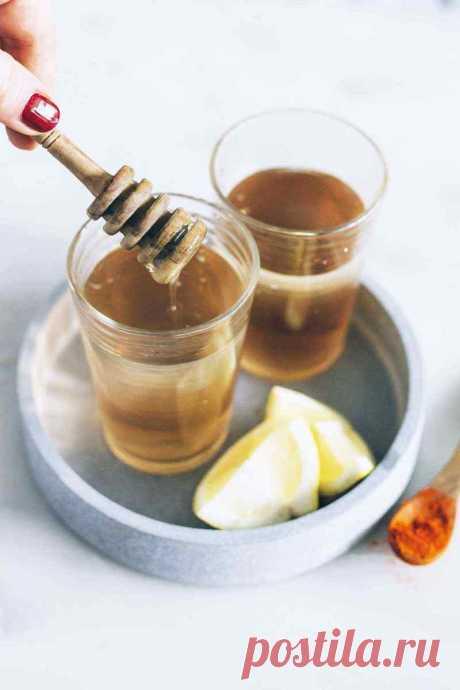 Напиток очищающий организм и способствующий похудению | Делимся советами