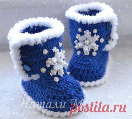 Тепленькие бурочки для маленькой снегурочки!!!