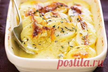 """Картофель """"Дофин"""" - вкусно и недорого"""
