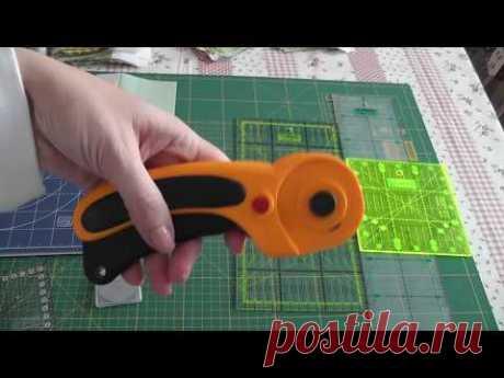 Шитье. №1. Ответы на вопросы. Инструменты для лоскутного шитья.