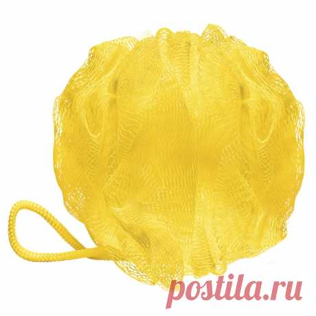Sunshine Shower Puff (37542) Губки и щетки для тела – Для тела | Oriflame Cosmetics