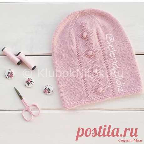Две шапки от Elena Ildiz - Вязание - Страна Мам