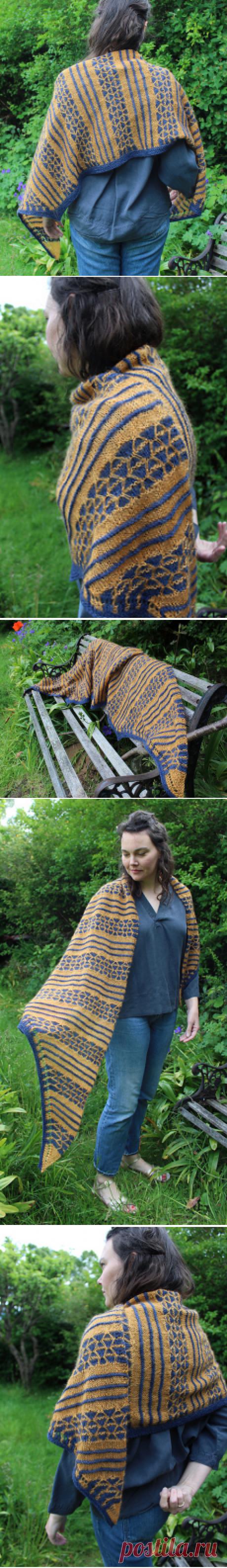 Ravelry: Bamburgh pattern by Maddie Harvey