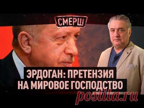 Эрдоган: претензия на мировое господство | Защита прав россиян в странах бывшего СССР | СМЕРШ