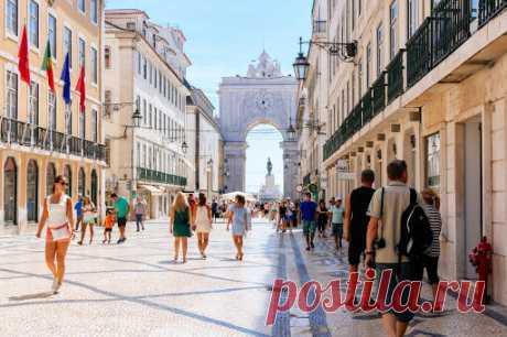 Лиссабон: многое о путешествии в столицу Португалии   kyrortik   Яндекс Дзен
