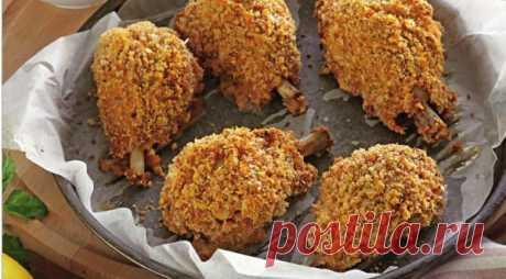 Рецепт безумно вкусных хрустящих куриных ножек с секретом! Удивите своих гостей!