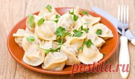 Домашние пельмени: самый вкусный рецепт - Шеф Кухни