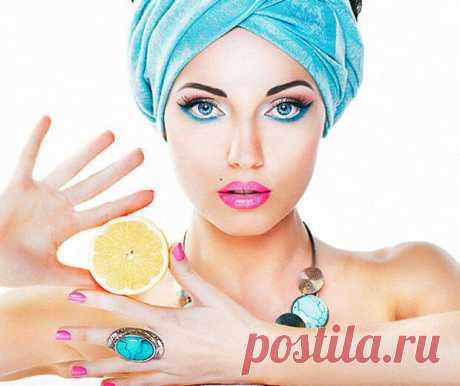 11 полезных бьюти-применений лимона | Парфюмерия, косметика и причёски | Женский журнал Lady.ru