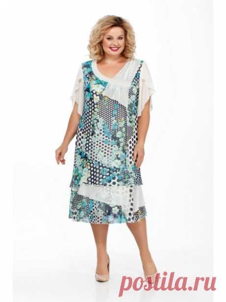 Платье Pretty арт: 696934 купить в интернет-магазине belpodium.ru за 5570 руб. — с доставкой по Москве и России