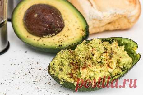 Рецепты салатов с авокадо :: Кулинарные рецепты