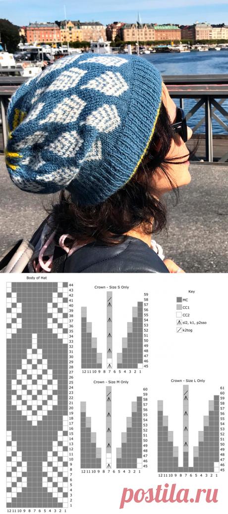 ISSUEw18 ** Когда ты ушел: Knitty.com - зима 2018