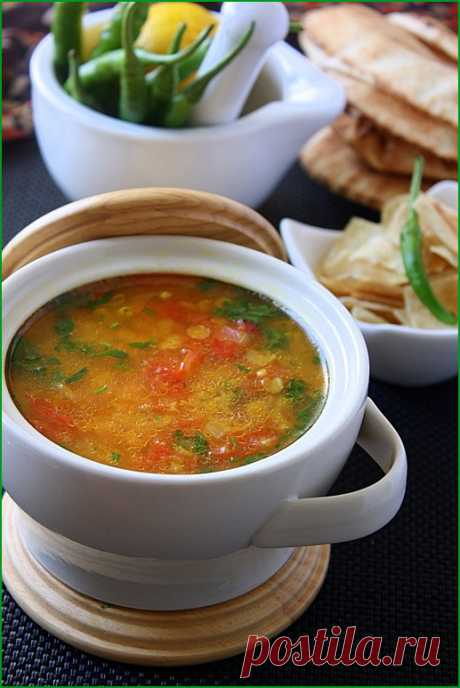 Шороба Адас(чечевичный суп) - Кухня народов мира — ЖЖ