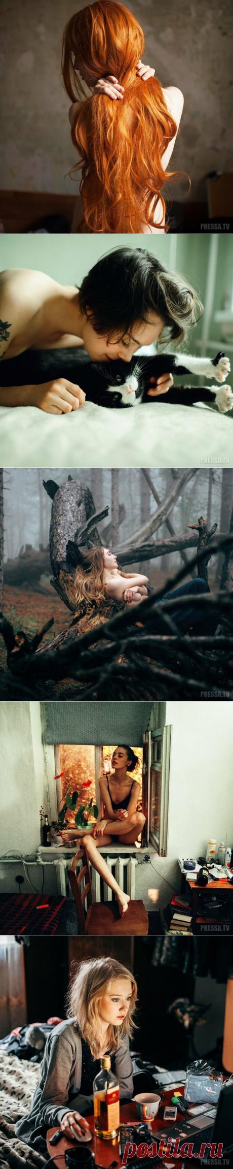 Женская красота в фотографиях Марата Сафина | ФОТОBLOG | Яндекс Дзен
