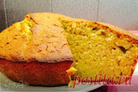 Простой пирог из тыквы | Официальный сайт кулинарных рецептов Юлии Высоцкой