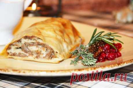 Как правильно готовить рождественский штрудель: лучшие рецепты :: Способы и советы :: «ЖИВИ!»
