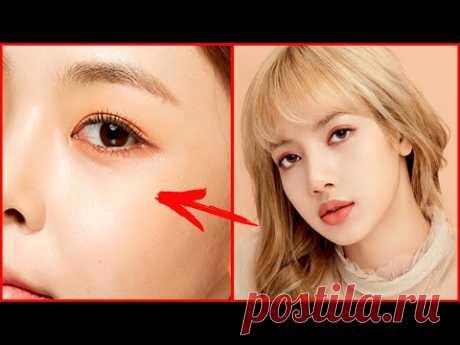 Кожа будет сиять как у кореянок! Корейские маски для лица. Корейский уход за кожей. Омоложение лица.