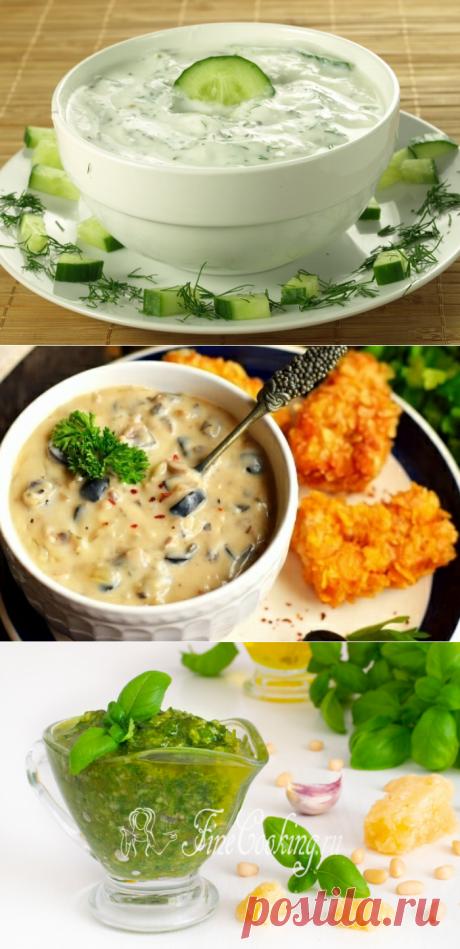 Соусы, приправы   Olga Pigurska   Рецепты простой и вкусной еды на Постиле