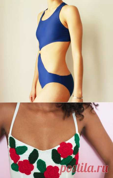 4 спорных мастер - класса переделки купальников (Diy) / Купальники / Модный сайт о стильной переделке одежды и интерьера