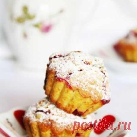 Рецепт кексов из тыквы - МирТесен