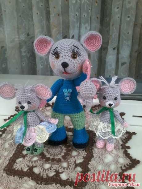 символ нового года - игрушка крючком - Вязание - Страна Мам
