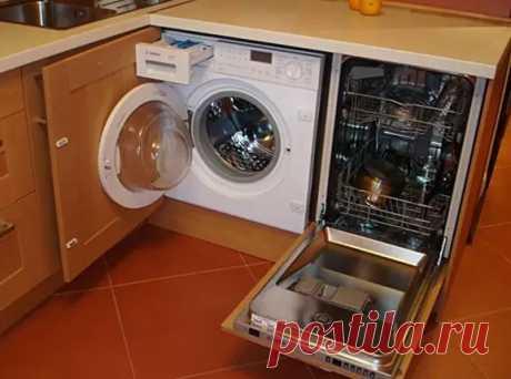 Установка посудомоечной машины - Мелкий ремонт