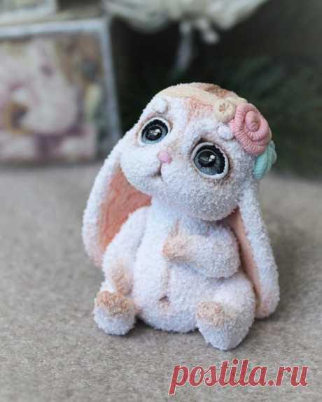 Животные из полимерной глины | 139 фото с идеями