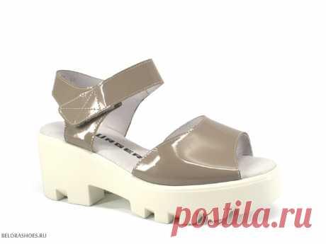 Босоножки летние Burgers 45306 - женская обувь, босоножки. Купить обувь Burgers