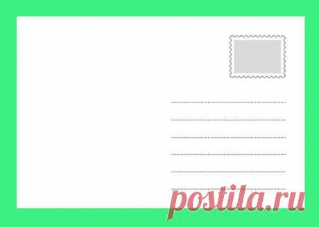 Как напечатать почтовые открытки по своим картинам | Журнал Ярмарки Мастеров