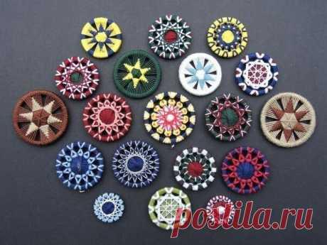 Dorsets button - необычная техника и интересная история создания. Пробуем повторить   Dorsets button или дорсетская пуговица для меня, если честно, стала открытием. Я и правда раньше не догадывалась о ее существовании, пока в...