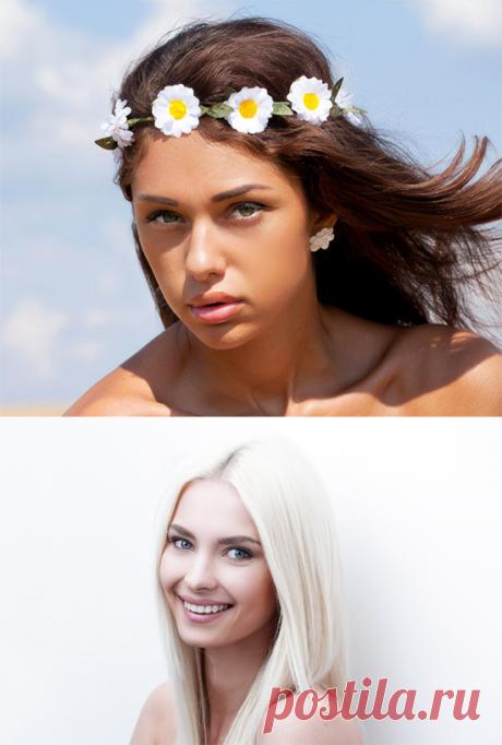 А Ваши волосы готовы к лету? Пройдите простой тест и узнайте состояние Ваших локонов.
