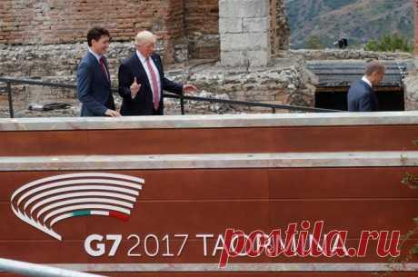 Что будет обсуждаться на грядущем саммите G7 в Италии? Саммит «Большой семерки» пройдет 26-27 мая в Италии на острове Сицилия.