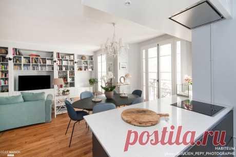 Как создать функциональную квартиру для семьи из 4-х человек, и не потерять стиль | WOW INTERIOR | Яндекс Дзен