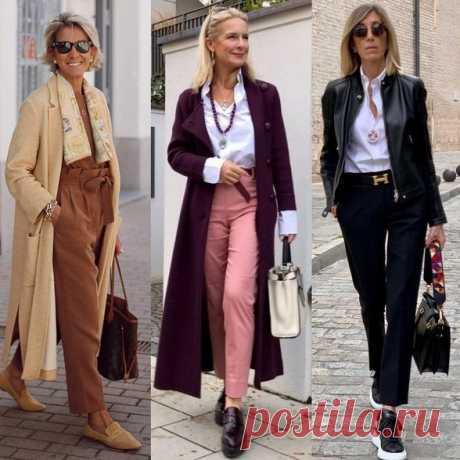 Уличная мода: 5 модных блогеров старше 50-ти лет в Instagram Синди Кроуфорд, Кристи Тарлингтон, Хелена Кристенсен и другие супермодели значительно увеличили возраст модельной карьеры. Казалось бы, как это могло повлиять на обычных женщин, которые не выходят на подиум? В действительности изменения прошли и достаточно заметные...
