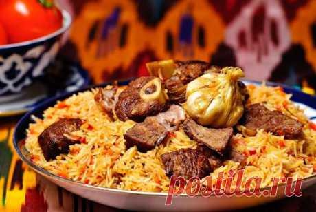 Как приготовить плов? Плов - уникальное блюдо узбекской кухни, которое состоит из мяса и риса, и при этом имеет множество секретов. А различные добавки и специи только делают его вкуснее.