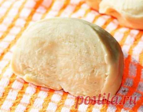 Заварное тесто для вареников (на кипятке): варианты и разные начинки